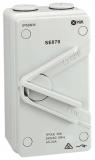 1 Pole 20A AC Isolator switch